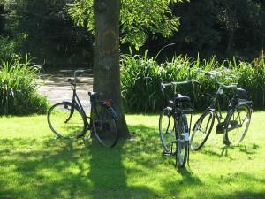 Bicicletas en Vondelpark. Autor ya po guille de Flickr.