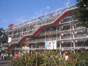 Centre Pompidou. Autor ktee1026 de Flickr.