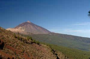 El Teide. Autor javiersanp de Flickr.