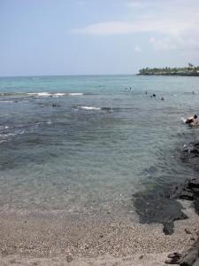 Kahalu'u Beach Park. Autor marbla123 de Flickr.