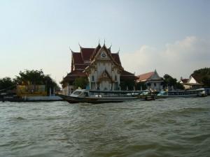 Barco cerca de Chinatown. Autor gemb1de Flickr.