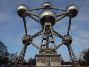El Atomium de Bruparck. Autor nicolasnova de Flickr.