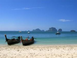 Playa Railay. Autor flydime de Flickr.