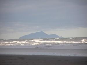 Isla de Kapiti. Autor Neville10 de Flickr.