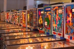 Pinball Hall of Fame. Autor mmechtley de Flickr.