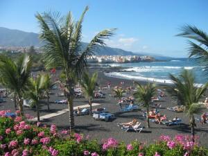 Puerto de la Cruz. Autor narujen de Flickr.