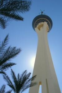Torre Stratosphere. Autor travel-junkie de Flickr.