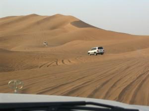 Safari por las dunas. Autor trec_lit de Flickr.