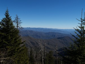 Smoky Mountains. Autor Snotgoblin de Flickr.
