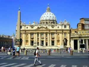 El Vaticano. Autor Abeeeer de Flickr.