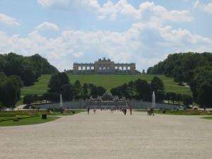 Castillo Schönnbrunn. Autor Alexandre Lung de Flickr.
