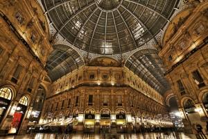 Galleria Vittorio Emanuele. Autor karynsig de Flickr.
