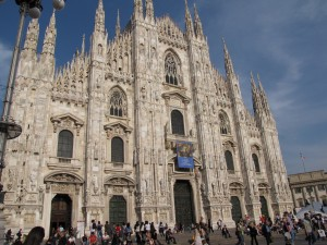 Il Duomo. Autor Friar's Balsam de Flickr.
