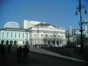 Teatro della Scala. Autor Cebete de Flickr.
