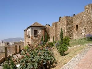 Alcazaba. Autor manuelfloresv de Flickr.