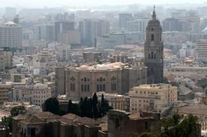 Catedral de Málaga. Autor bongo vongo de Flickr.