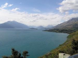 Lago Wakatipu. Autor Neville10 de Filckr.