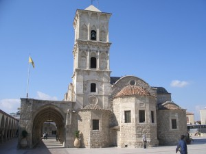 Iglesia de Larnaca. Autor currybet de Flickr.