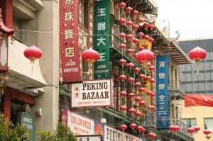 Chinatown. Autor  Mike Disharoon de Flickr.