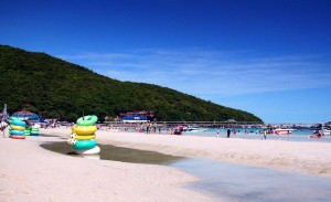 Playa de Phuket. Autor Ke Wynn de Flickr.