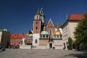 Catedral Cracovia. Autor Archway Andres de Filckr.