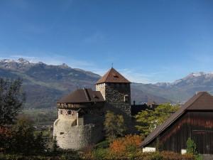 Castillo Vaduz. Autor vasile23 de Flickr.