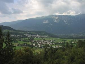 Alpes Julianos. Autor tiseb de Flickr.