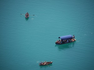 Lago Bled. Autor Eoghan OLionnain de Flickr.