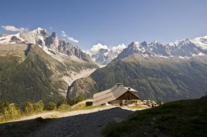 Ruta Mont Blanc. Autor richd777 de Flickr.