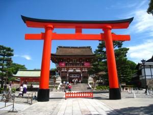 Santuario Kioto. Autor ☺Yoshi☻ de Flickr.