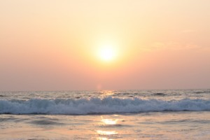 Playa Goa. Autor Shahnawaz Sid de Flickr.