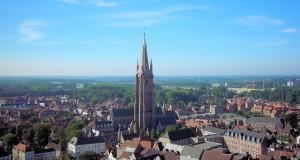 Vistas desde Belfort. Autor Jim Linwood de Filckr.