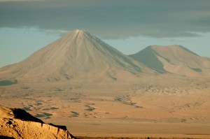 Licancabur. Autor Obliot de Flickr. Attribution Some rights reserved by Obliot.
