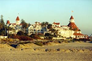 Autor Bill Kuffrey de http://www.publicdomainpictures.net/view-image.php?image=6384&picture=hotel-del-coronado
